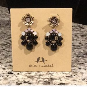 Chloe and Isabel convertible earrings